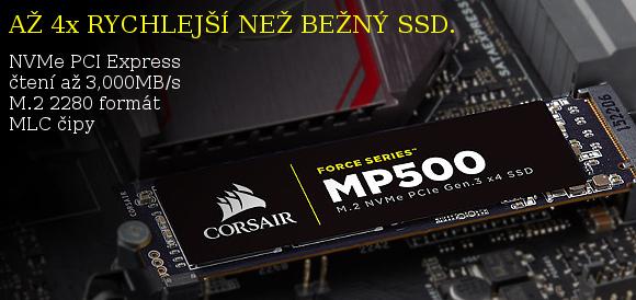 Corsair MP500 SSD