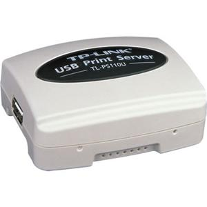 TP-LINK TL-PS110U Print Server single USB2.0 Port - AGEMcz