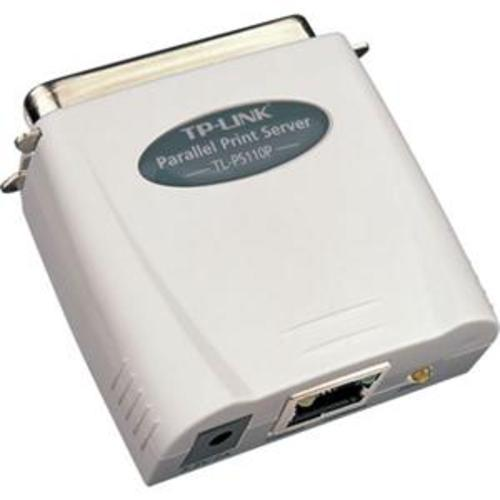 TP-LINK TL-PS110P Print Server single Parallel Port - AGEMcz