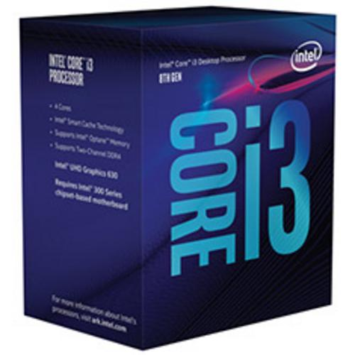 INTEL cpu CORE i3-8100 1151v2 Coffee Lake BOX 65W - AGEMcz