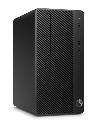 HP PC HP 290 G2 MT, procesor G5400, RAM 1x4 GB, HDD 1 TB, grafika Intel HD, OS Win10-64Home, bez WiFi, usb klávesnice a myš - AGEMcz