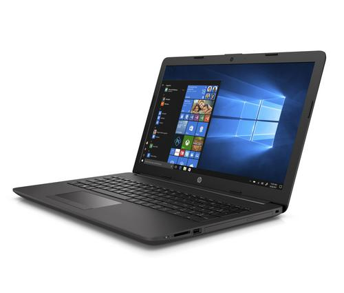 "HP NB HP 250 G7 Win10, Intel N4000, 15.6"" HD 220, 4GB RAM, 500GB HDD, VGA UHD 600, DVDRW, WiFi ac, BT, tmavá Dark Ash Silver - AGEMcz"