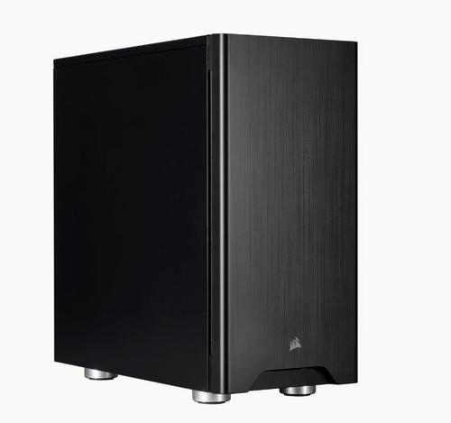CORSAIR Carbide 275W Mid-Tower Quiet Gaming ATX Black PC Case, černý bez zdroje, 2x USB3 - AGEMcz