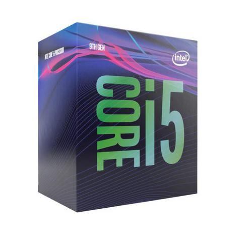 INTEL cpu CORE i5-9400 1151v2 Coffee Lake BOX 65W 9.generace - AGEMcz