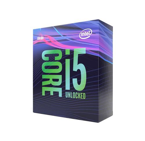 INTEL cpu CORE i5-9600KF 1151v2 Coffee Lake BOX 95W 9.generace - AGEMcz