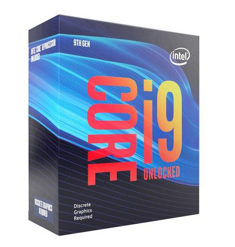 INTEL cpu CORE i9-9900KF 1151v2 Coffee Lake BOX 95W 9.generace - AGEMcz