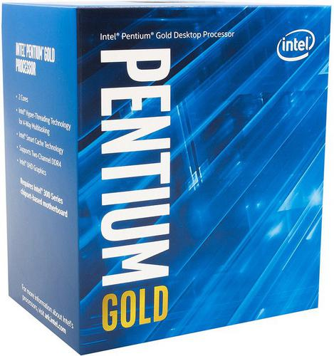 INTEL cpu PENTIUM GOLD G5420 1151v2 Coffee Lake BOX 54W - AGEMcz