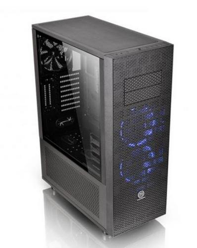 THERMALTAKE case Core X71 Tempered Glass Edition s oknem - AGEMcz